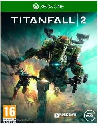 Juego Xbox One Titan Fall 2 Fisico