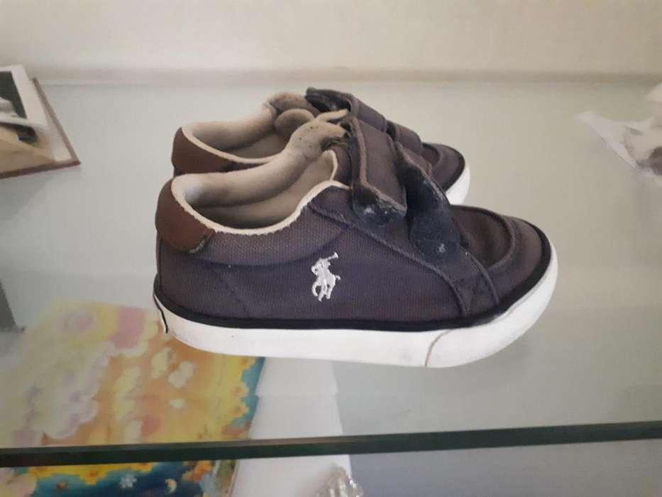 Zapatos Polo Bb