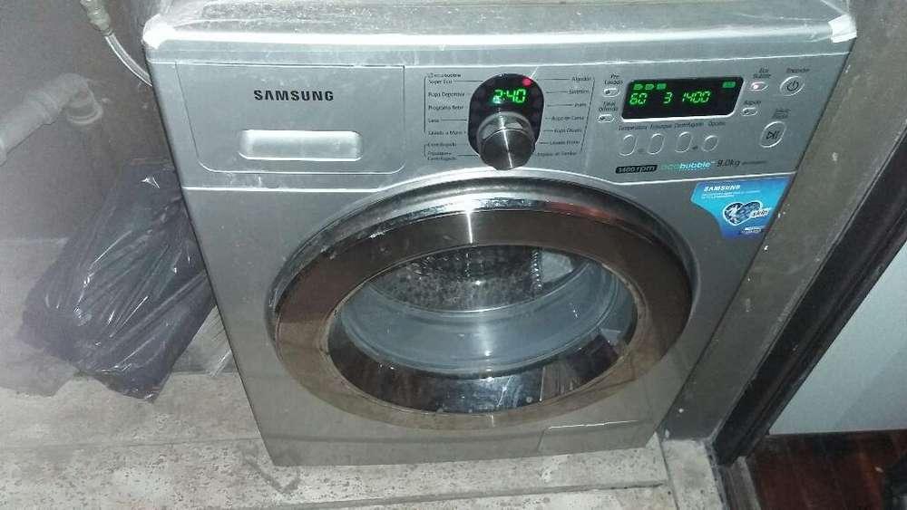 Rropas Samsung Ww90m4wpuu 9kg Eco Bubble