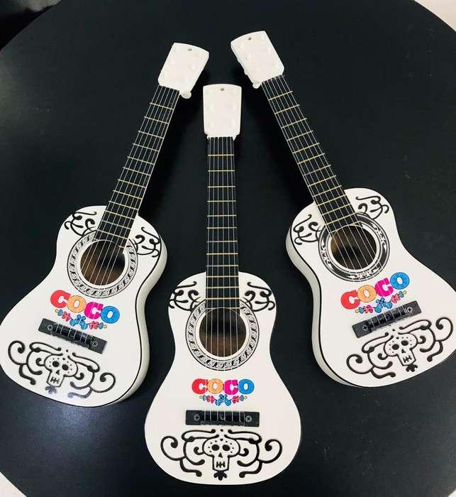Guitarras Acusticas para Niños Coco