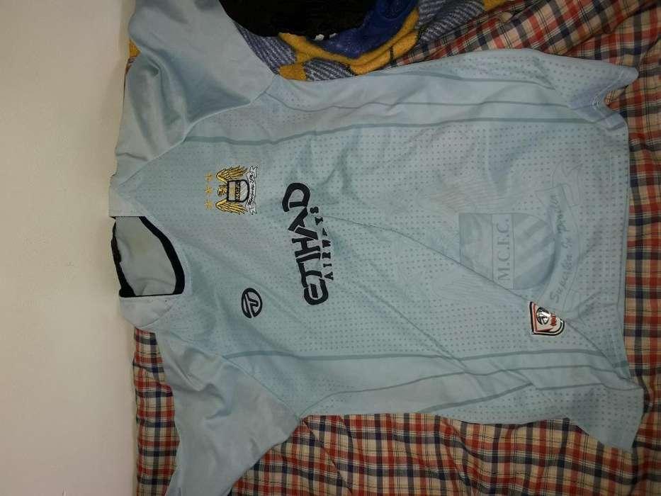 Camiseta Manchester City