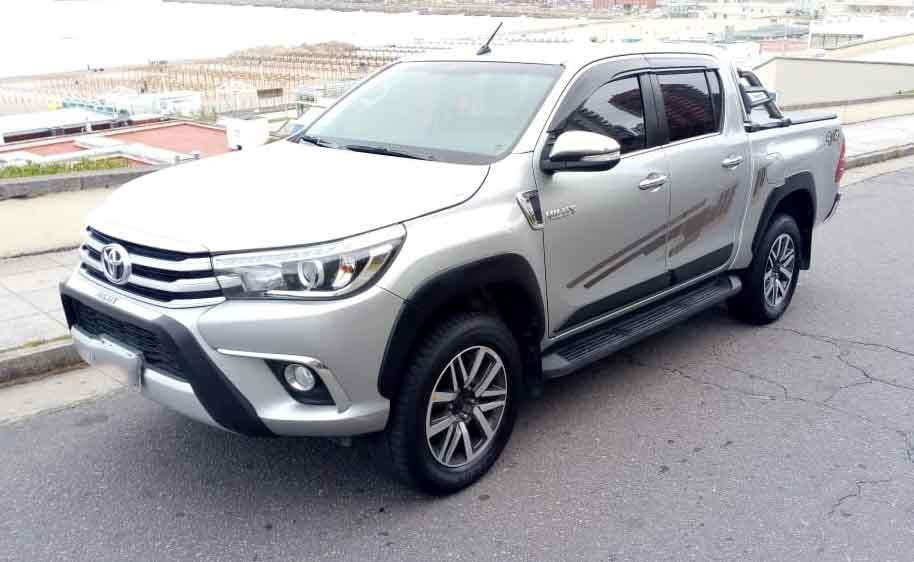 <strong>toyota</strong> Hilux 2016 - 75000 km