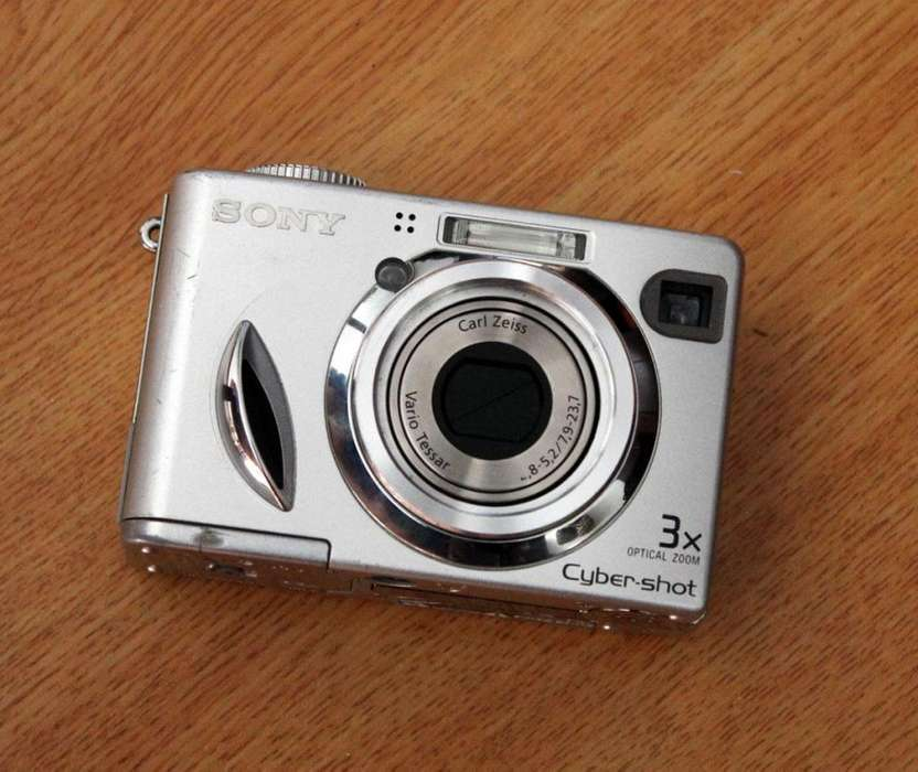 Camara Sony CyberShot