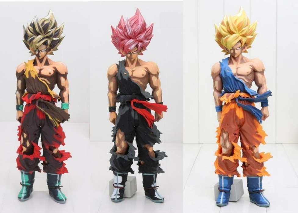Banpresto Figura Grande Goku con Caja