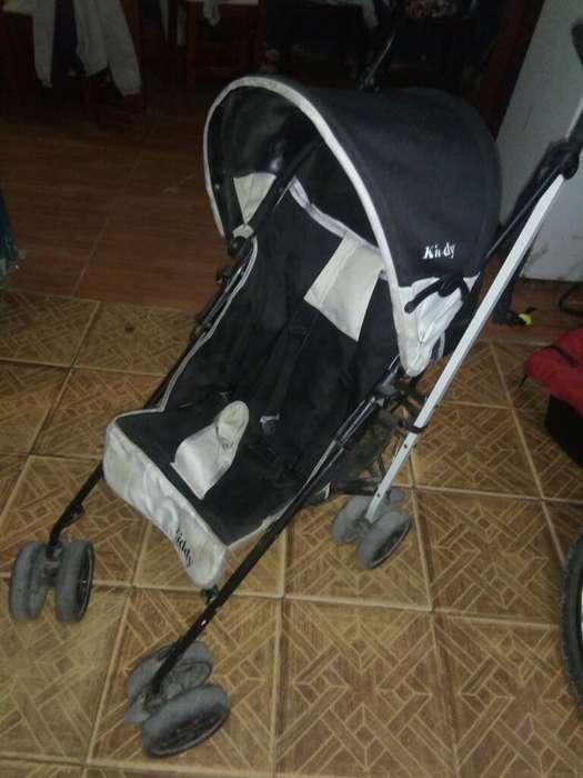 Vendo Changuito, Caminador Y Bebesit