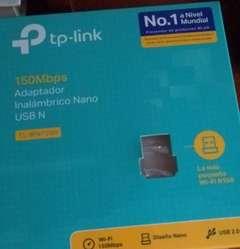 USB Wifi como nueva