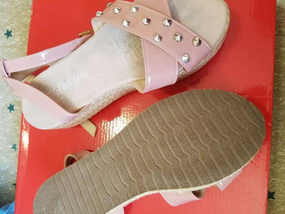 Zapatillas Semi Nuevas