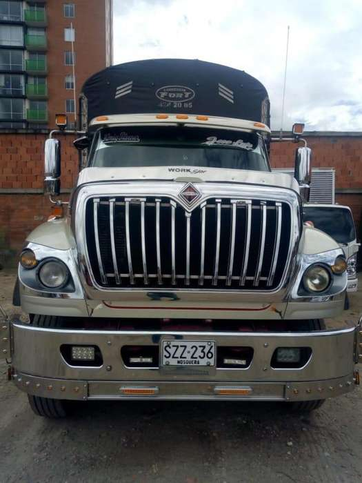 Camion modelo 2013