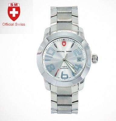 Reloj Official Swiss Para Hombre
