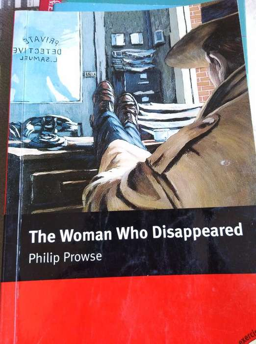 The Woman Who Disappeared Philip Prowse