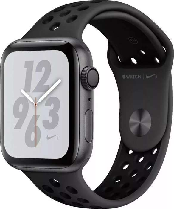 Apple Watch Series 4 (40mm, Negro , Version Nike Nike