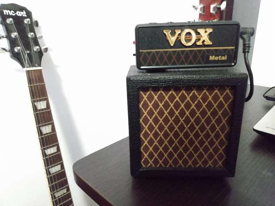Amplificador Vox Metal Amplug Ap-cab