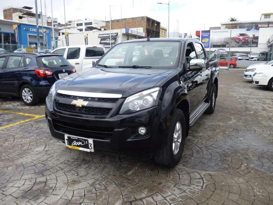 <strong>chevrolet</strong> D-Max 2015 - 81754 km