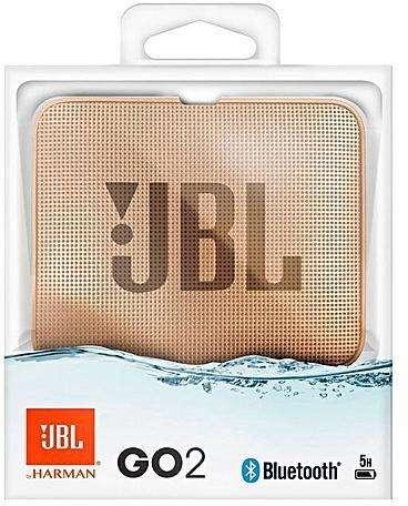 Parlante Portatil Jbl Go 2 Bluetooth A Prueba Agua, Original