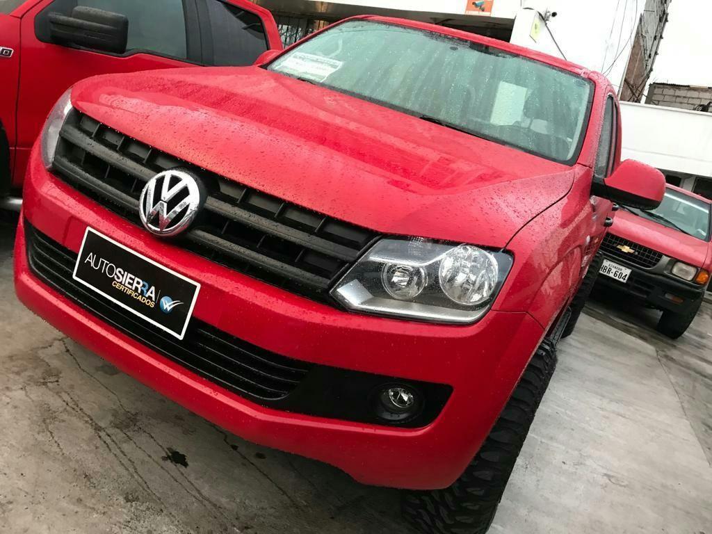 Volkswagen Amarok 4x4