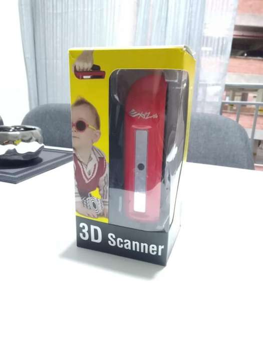 Vendo Scanner 3d Xyz Printing