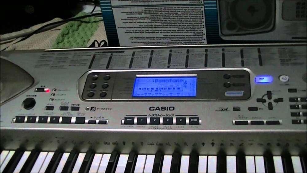 Organo Casio Ctk900 Profesional