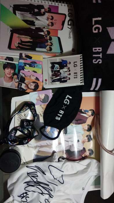 Kit Original Bts
