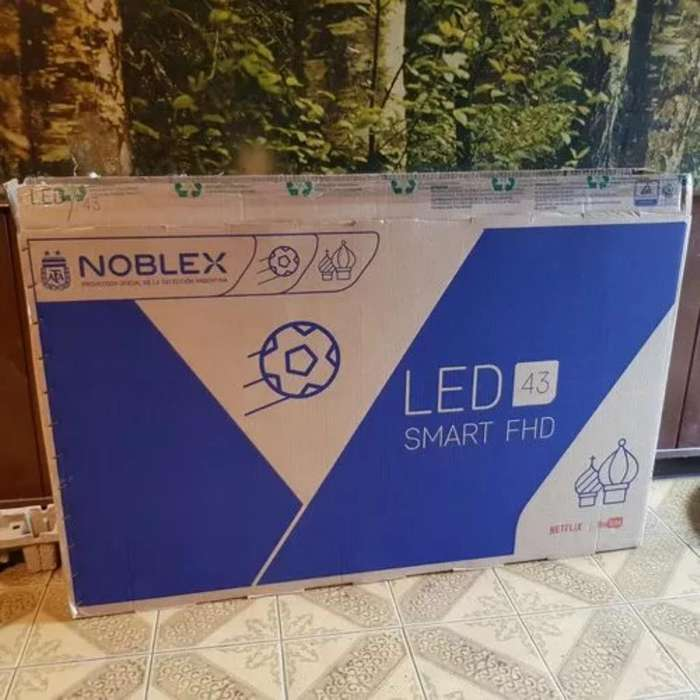 Vendo Smart Tv Noblex 42'
