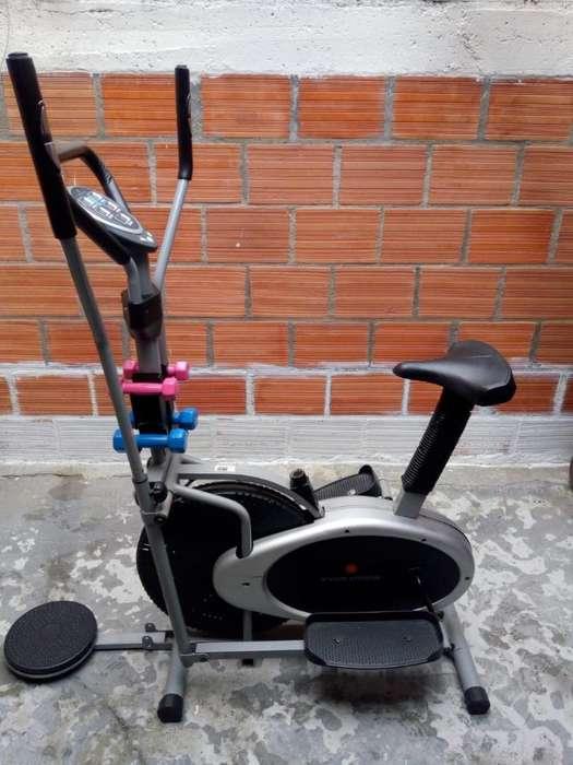 Bicicleta Aerostática
