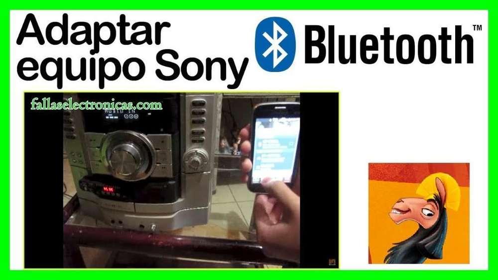 Instalacion Modulo Bluetoth Equip Antigu