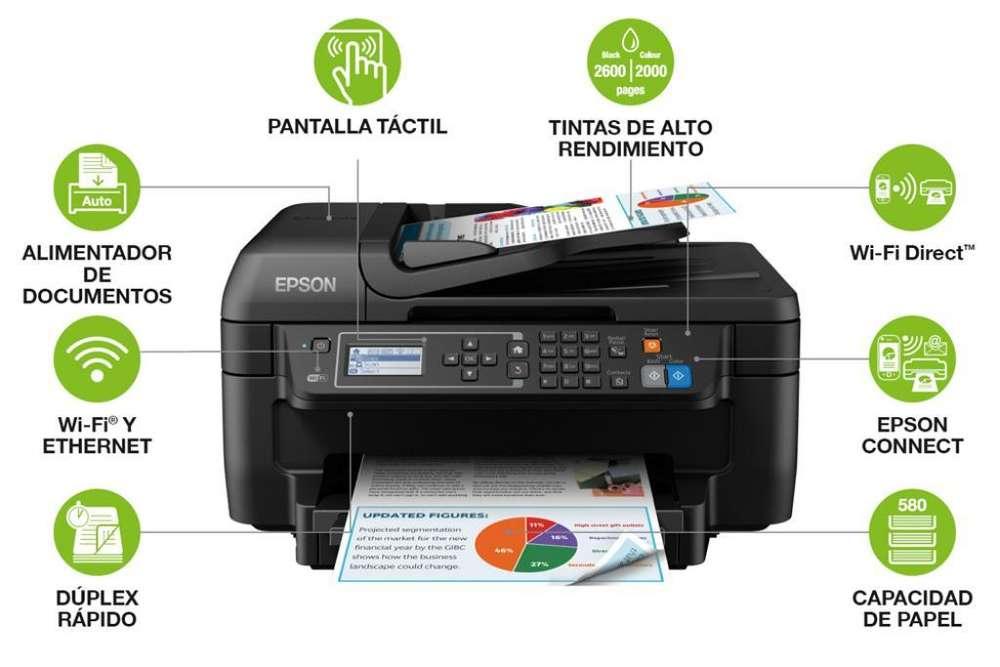 Impresora Tinta Continua Gratis Resma Pa