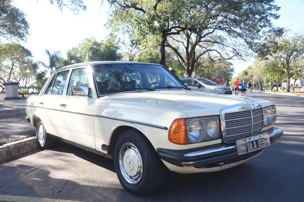 <strong>mercedes-benz</strong> Otro 1979 - 206000 km