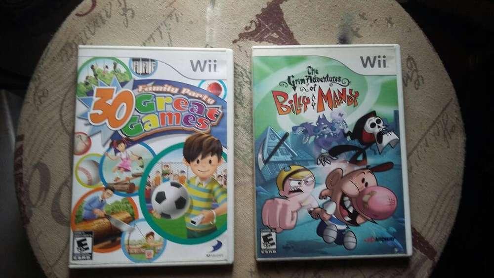 Juegos Infantiles Nintendo Wii