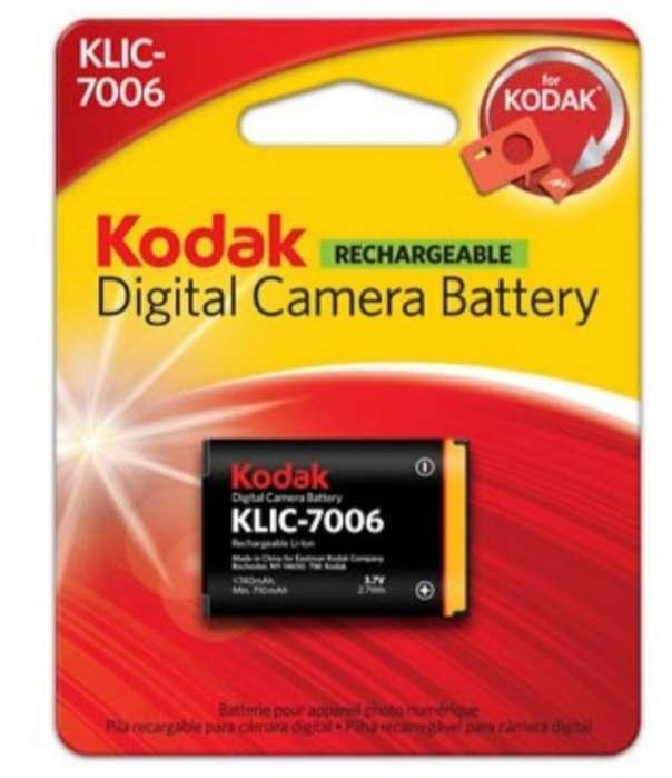 Batería de Cámara Kodak
