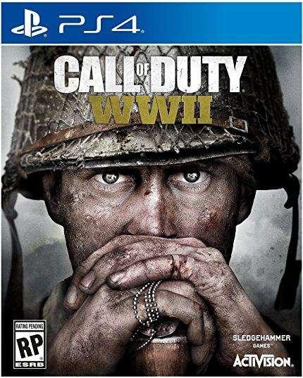 CALL DUTY WW II PS4 ESPAÑOL