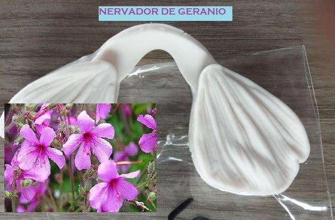 Nervadores para flores de azucar