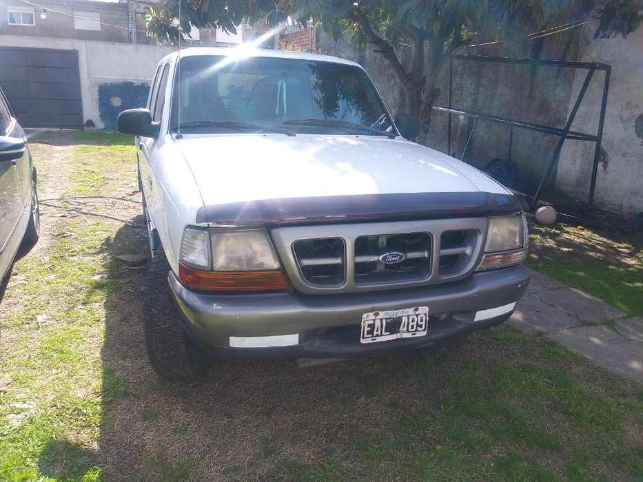 Ford Ranger 2001 - 270000 km