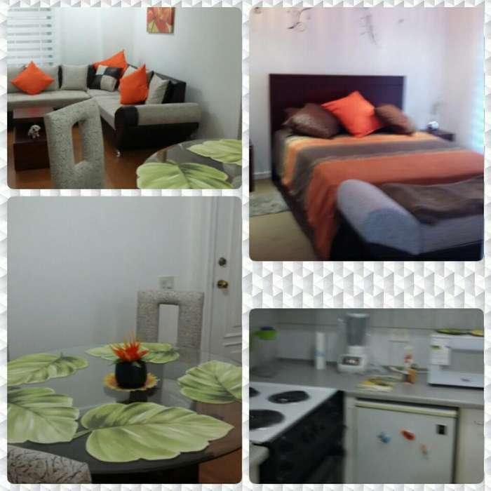 Rento Suite Amoblada Quicentro Norte