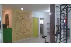 Centro de fisioterapia ALAMEDA en Nva Córdoba