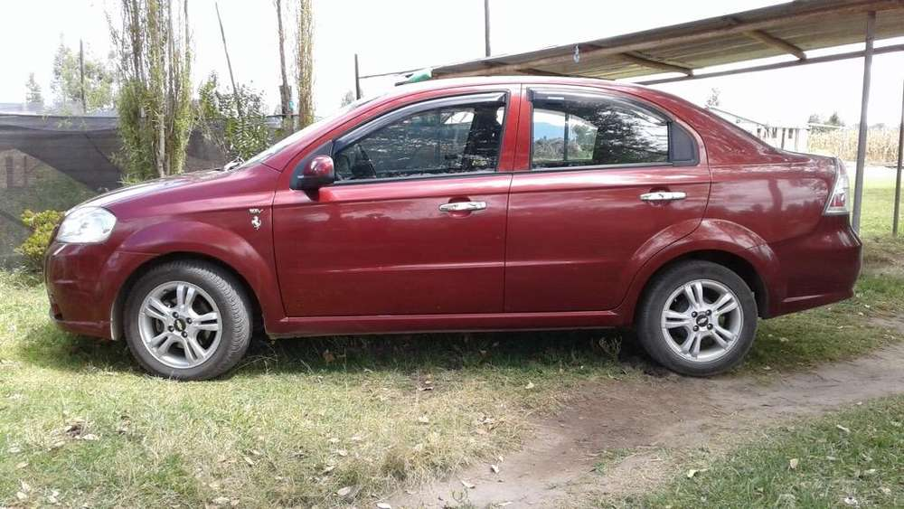 Chevrolet Aveo 2014 - 87000 km