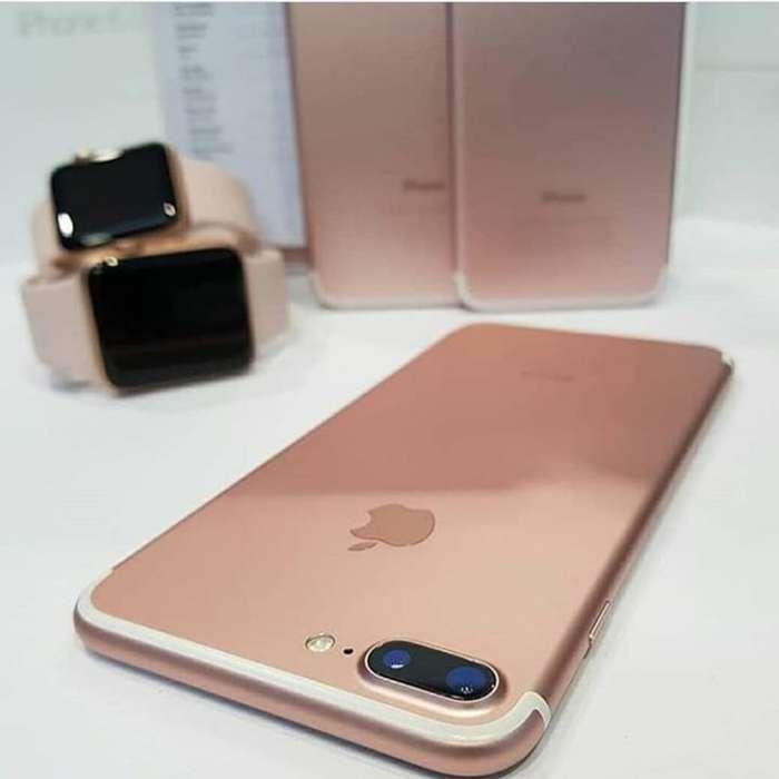 iPhone 7 Plus 128 Gb Rom Y 4 Ram