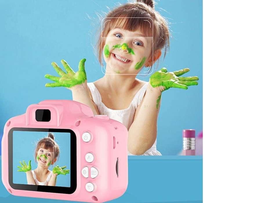 Camara Digital Fotografica Niños