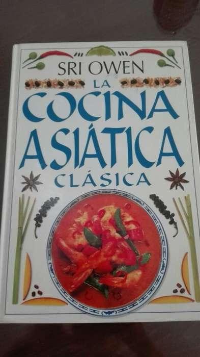 Libro Comida Asiática