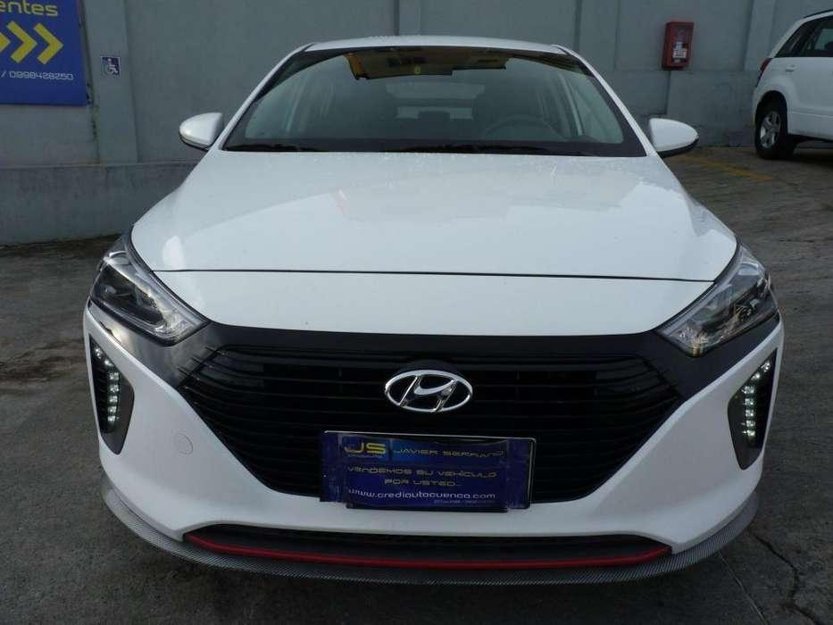 Hyundai Ioniq 2017 - 48658 km