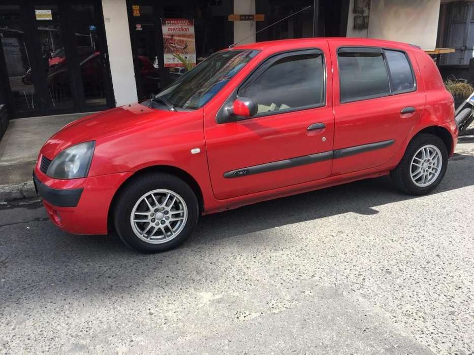 <strong>renault</strong> Clio  2003 - 160 km