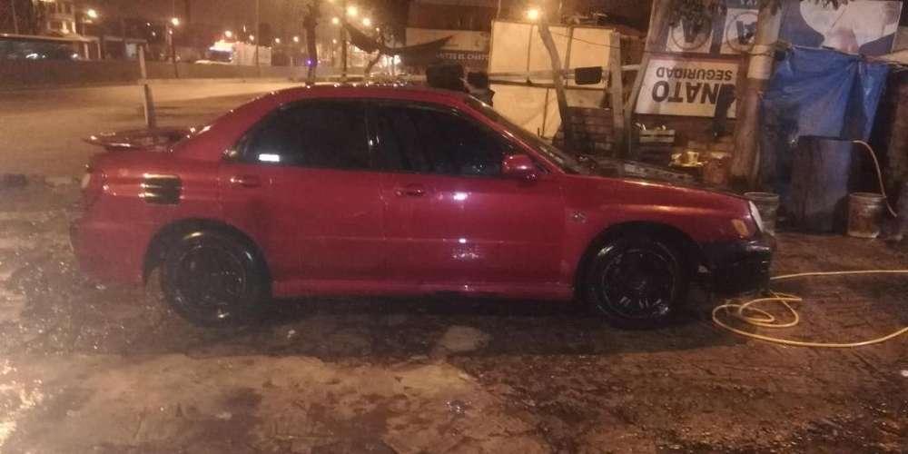Subaru Impreza 2002 - 160000 km