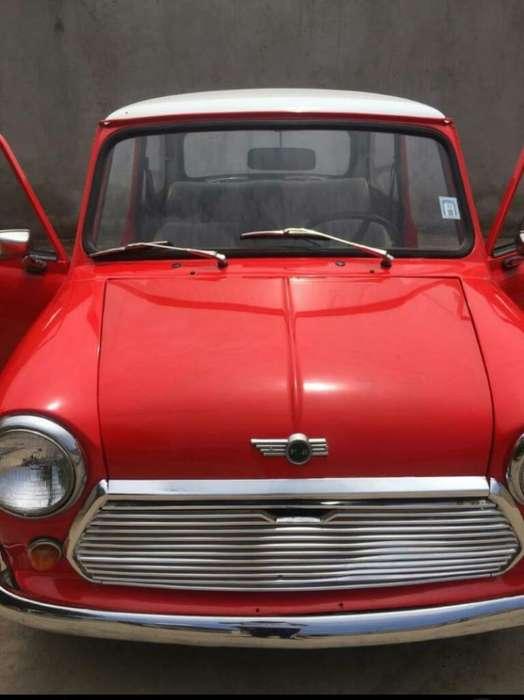 Mini Austin 1975 - 1600000 km