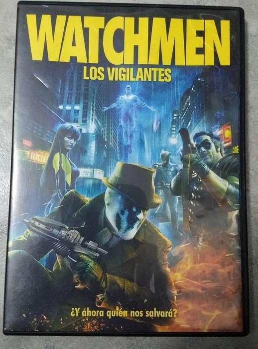 Dvd Watchmen Original