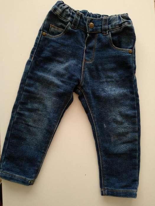 Jeans Bebe Talle M Usado