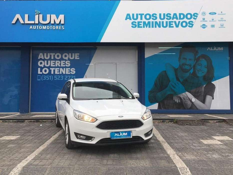 Ford Focus 2016 - 47800 km