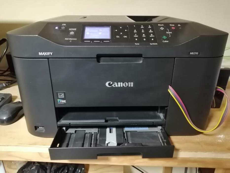 Impresora Canon Multiusos