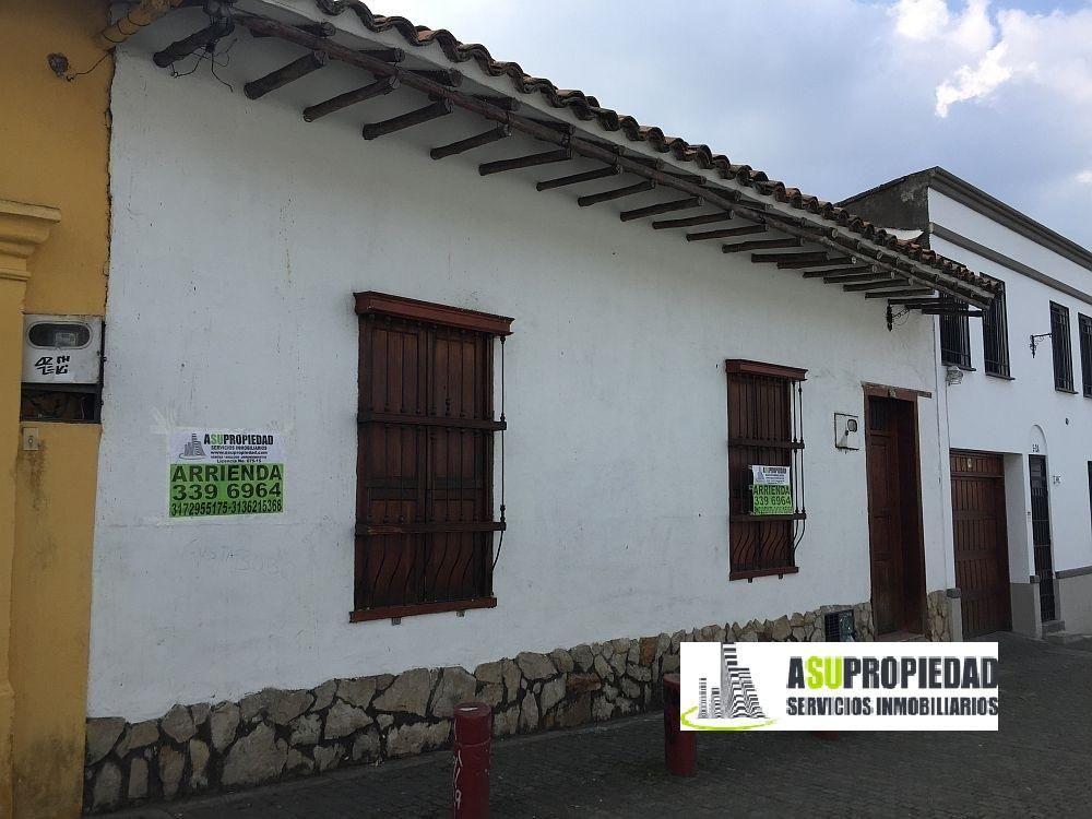 CASA COMERCIAL EN ALQUILER CALI, SUR BARRIO LA MERCED