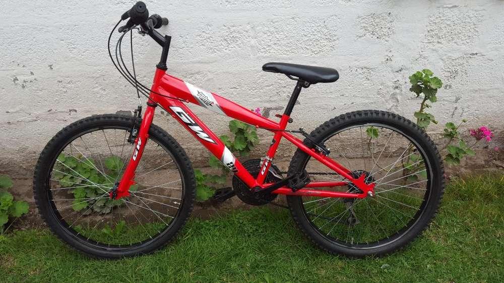 <strong>bicicleta</strong> aro 24 GW rebel