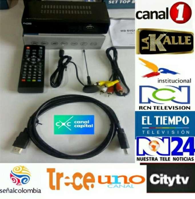 Decodificador Tdt Televisión Digital