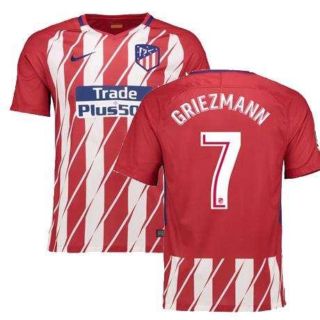 Camiseta Atletico Madrid Nueva talla L dorsal Griezmann